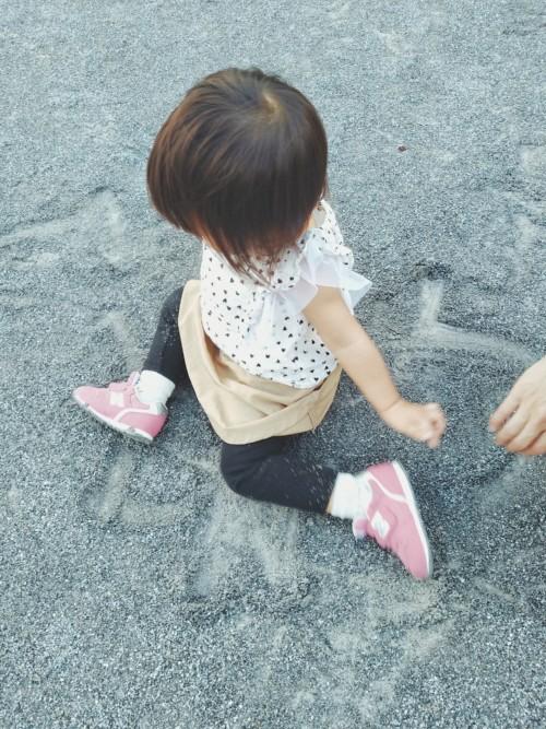 1歳慣らし保育初日